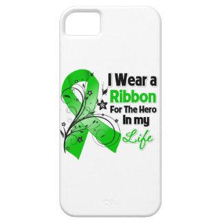 Héroe de la cinta de TBI en mi vida iPhone 5 Carcasa