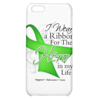 Héroe de la cinta del linfoma en mi vida