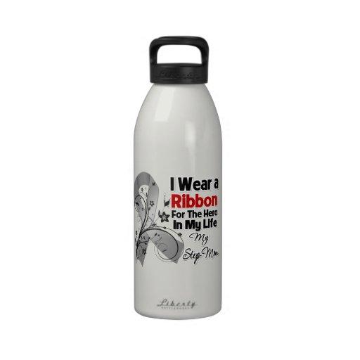 Héroe de la madrastra en mi cáncer de cerebro de l botellas de beber