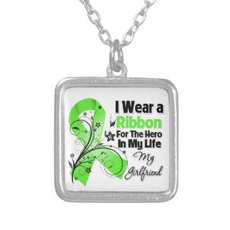 Héroe de la novia en mi cinta del linfoma de la vi grimpola personalizada