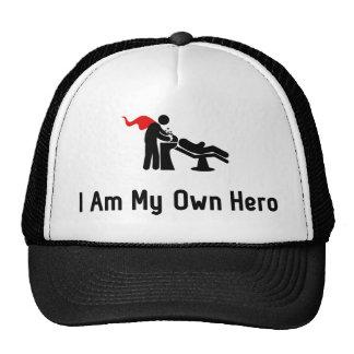 Héroe de la peluquería gorra