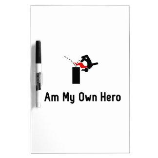Héroe de Parkour Tableros Blancos