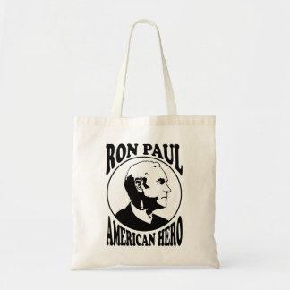 Héroe de Ron Paul:: $13,95 La bolsa de asas