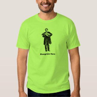 Héroe del Bluegrass Playeras