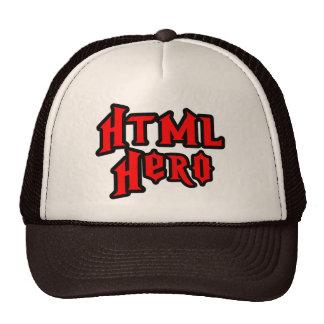 Héroe del HTML Gorros