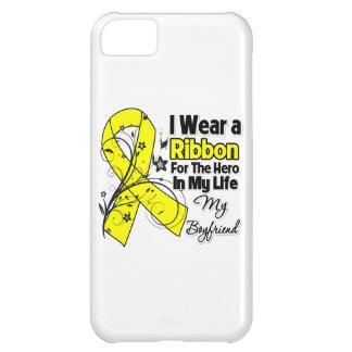 Héroe del novio en mi sarcoma de la vida funda para iPhone 5C