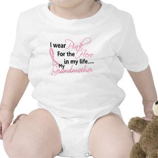 HÉROE EN MI VIDA, MI ABUELA 1 del cáncer de pecho Trajes De Bebé