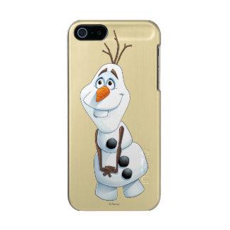 Héroe fresco de Olaf el | pequeño Carcasa De Iphone 5 Incipio Feather Shine