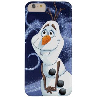 Héroe fresco de Olaf el | pequeño Funda Barely There iPhone 6 Plus