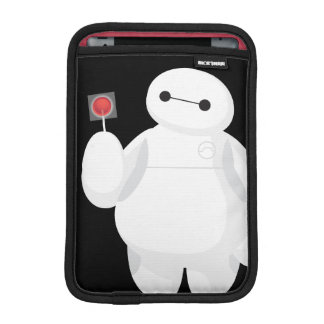 Héroe grande el 6% el pipe% Baymax con el Lollipop Funda Para iPad Mini