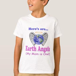 Héroe - la mamá es ángel de la tierra playera