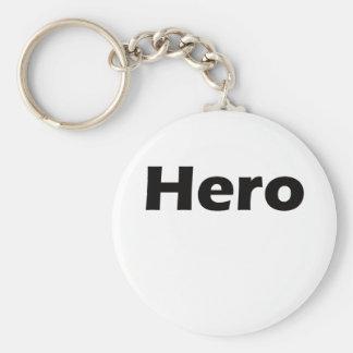 Héroe Llavero Redondo Tipo Pin