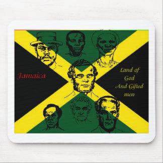 héroe nacional de Jamaica Alfombrilla De Ratones
