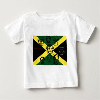 héroe nacional de Jamaica Playera De Bebé