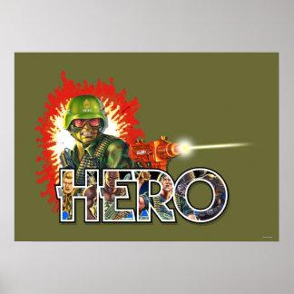 Héroe Impresiones