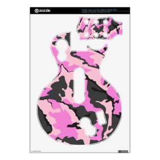 Héroe rosado Les pieles Xbox360 y PS3 de Paul de Guitar Hero Calcomanía