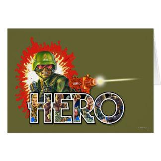 Héroe Tarjetas