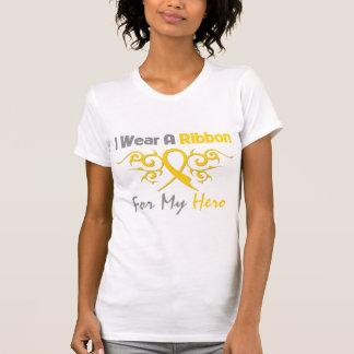 Héroe tribal de la cinta de COPD Deco Camisetas