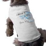 Héroe tribal de la cinta de Deco de la enfermedad  Camisetas Mascota