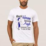Heroes Become Angels ALS T-Shirt
