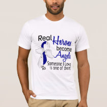 Heroes Become Angels ALS T-Shirt