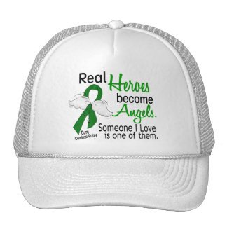 Heroes Become Angels Cerebral Palsy Trucker Hat