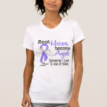 Heroes Become Angels Esophageal Cancer Shirt