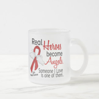 Heroes Become Angels Heart Disease Mugs