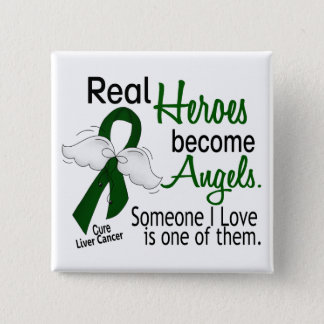 Heroes Become Angels Liver Cancer Button