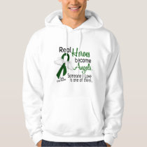 Heroes Become Angels Liver Cancer Hoodie