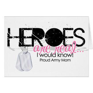 Heroes Card