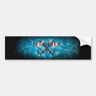 Heroes Cove Bumper Sticker