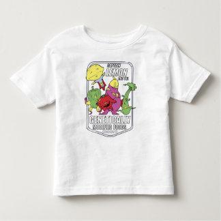 héroes de la comida tee shirt