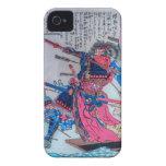 Héroes de Taiheiki I Case-Mate iPhone 4 Cárcasas