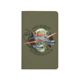 Héroes del cielo - polvoriento cuaderno