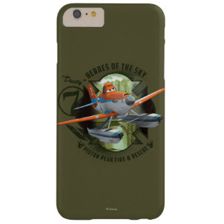 Héroes del cielo - polvoriento funda barely there iPhone 6 plus