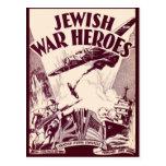 Héroes judíos de la guerra postal