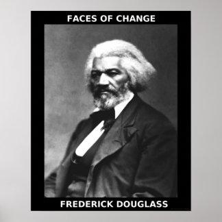 Héroes negros del mes de la historia - Frederick D Póster