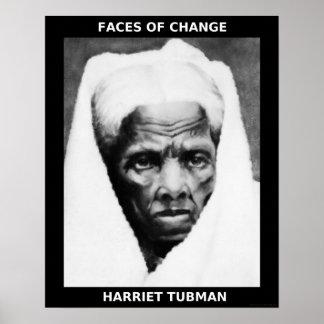 Héroes negros del mes de la historia - Harriet Tub Póster