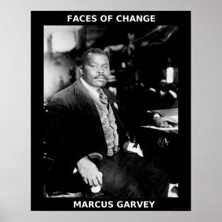 Héroes negros del mes de la historia - Marco Garve Póster