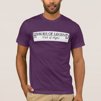 Heroes of Legend: End of Ages shirt