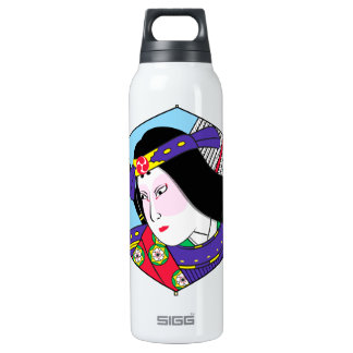 Heroes of the Ages: Tomoe Gozen Liberty Bottle