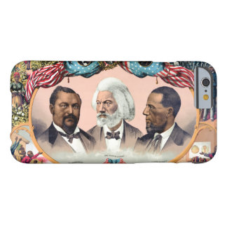 Heroes of the colored race Poster 1881 Restored Barely There iPhone 6 Case