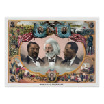 Heroes Of The Colored Race Posters