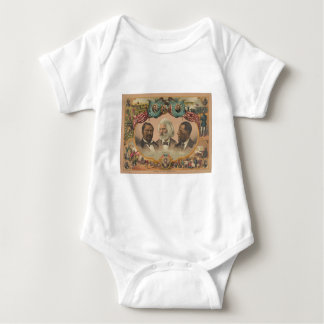 Heroes of the Colored Race Published by J. Hoover Baby Bodysuit