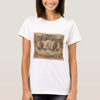 Heroes of the Colored Race Published by J. Hoover T-Shirt