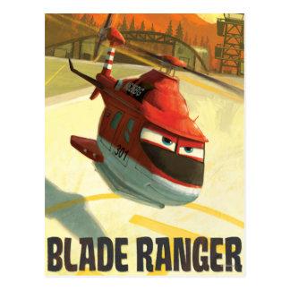 Heroes Of The Sky - Blade Ranger Postcard