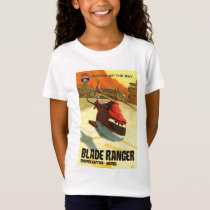 Heroes Of The Sky - Blade Ranger T-Shirt