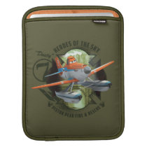 Heroes Of The Sky - Dusty iPad Sleeve