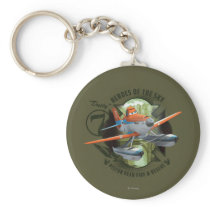 Heroes Of The Sky - Dusty Keychain